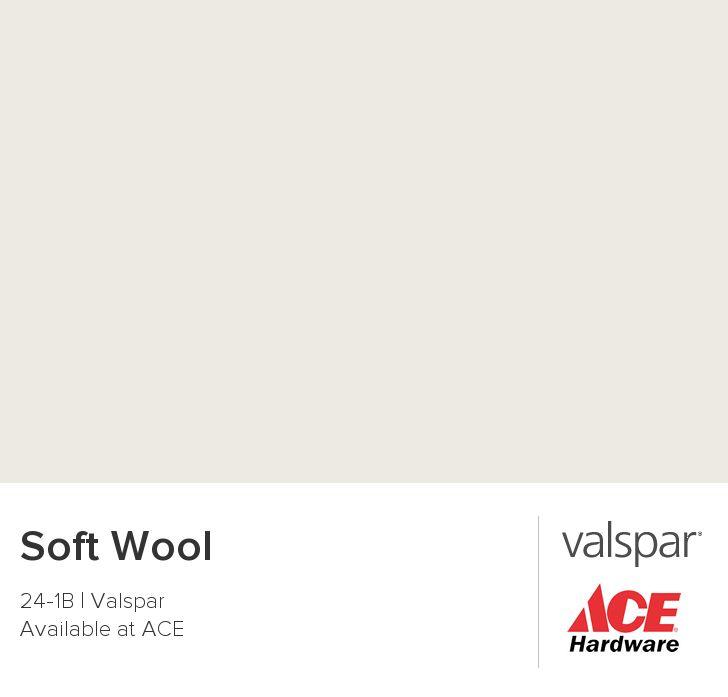 Soft wool from valspar kitchen design pinterest warm for Soft warm grey paint colours