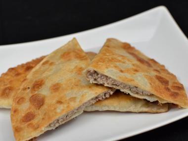 Russian pastry Chebureki | Mom's Dish