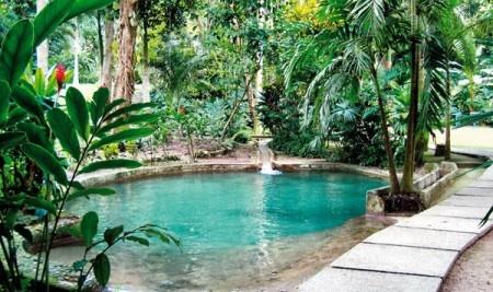 Jardín Botánico Guillermo Piñeres. Ubicado en el municipio de Turbaco, es uno de los refugios naturales más importantes del país, donde se albergan cientos de especies tanto animales como vegetales