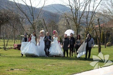 GÜN&AY Backstage GÜN&AY Backstage  #gelin #gelinlik #dugun #wedding  #bride #weddingdress #weddinggown