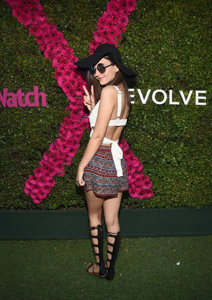 Victoria Justice Photos - Actress Victoria Justice attends People StyleWatch & REVOLVE Fashion and Festival Event at Avalon Palm Springs on April 11, 2015 in Palm Springs, California. - Victoria Justice Photos - 1315 of 4843