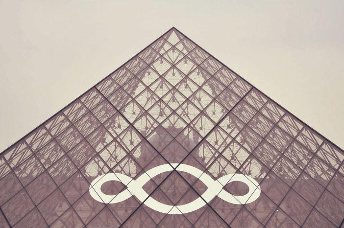 Louvre - Museum. Paris France