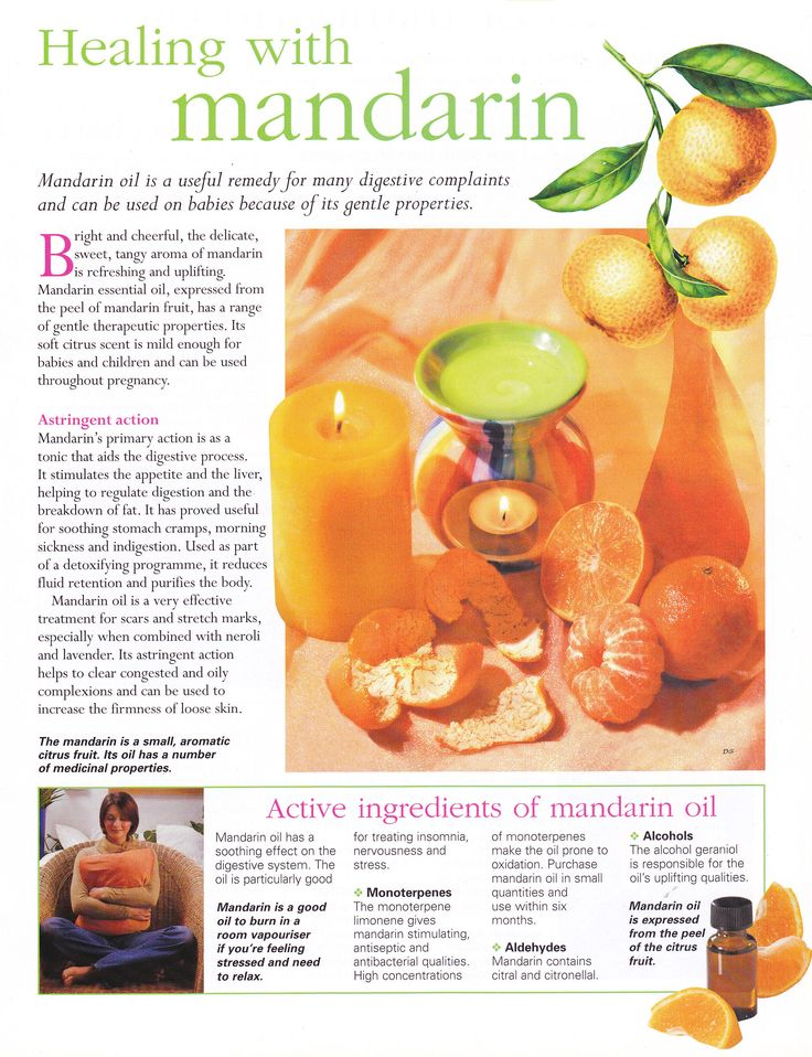 Herbs:  Healing with #Mandarin.