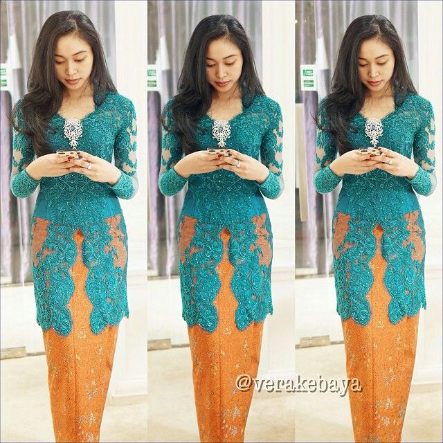 Kebaya Indonesia dress