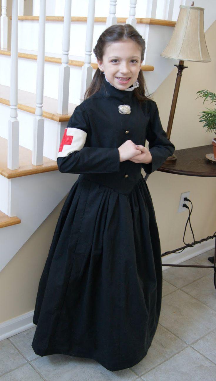 Now we are five.: Introducing... Clara Barton.