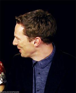 Just watch it. Benedict #Cumberbatch
