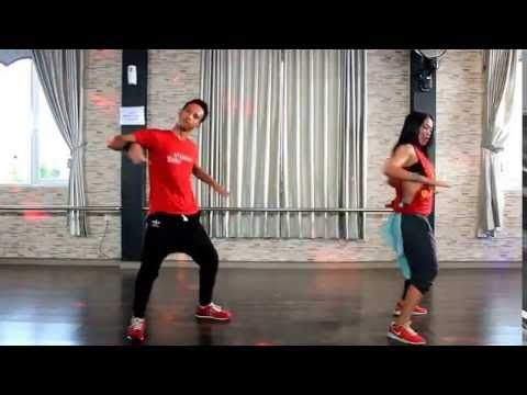 Zumba *Bubble Butt By Major Lazer Ft.Bruno Mars; Choreo By Dwiky - Ft. Chenci-BFS Studio Sangatta - YouTube