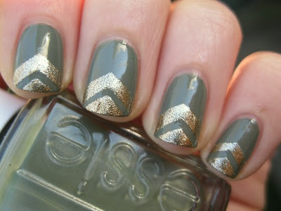 Military Rank Nails, maybe I'll get my nails done before his graduation?