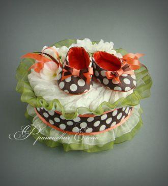 торт из памперсов 26