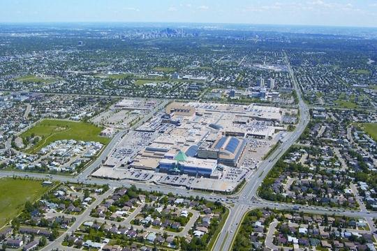 Edmonton Mall , Canada