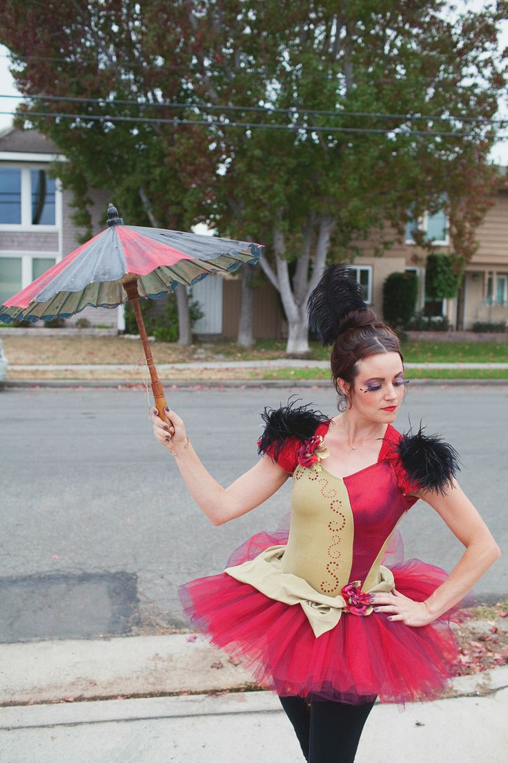 LOVE: CIRCUS HALLOWEEN COSTUMES - Tell Love and PartyTell Love and Party