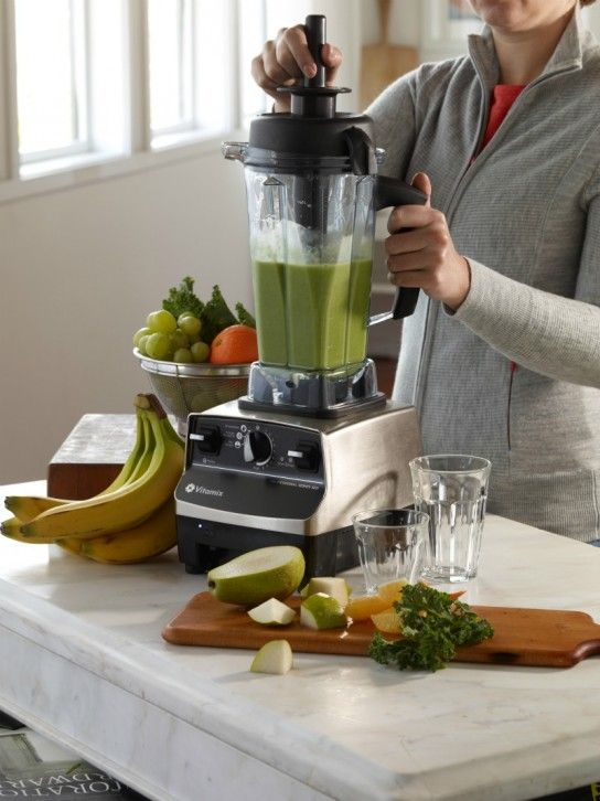 Place all ingredients into a blender   Power of Vitality