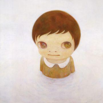 Yoshitomo Nara: Art Illustration插画
