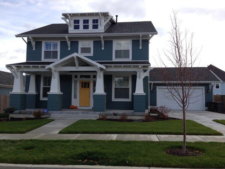 19 best House Color Inspiration images on Pinterest Front door