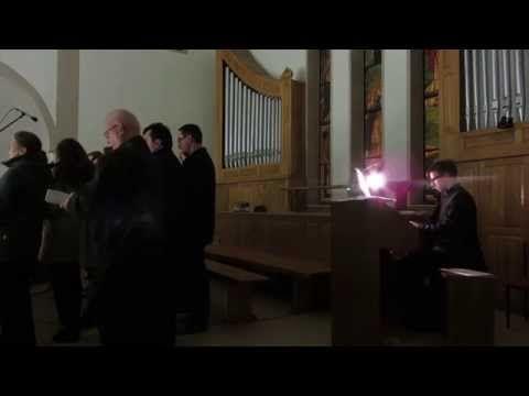 Nieszpory za zmarłych - Hymn O potężny Królu Chryste - YouTube