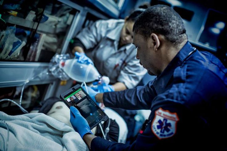 A Smart Device, Ultrasound, And Telemedicine Combine To Drive A New Level of Collaboration And Care