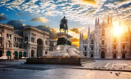 Italianway à Milano : Escapade milanaise: #MILANO 59.00€ au lieu de 148.00€ (60% de réduction)