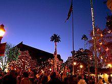 """Glendale Glitters"" at Christmas       Glendale, AZ"