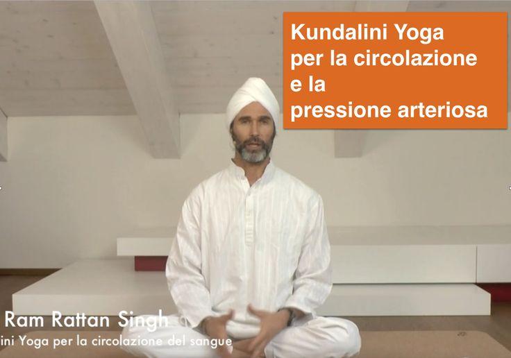 Kundalini Yoga per la circolazione e la pressione arteriosa