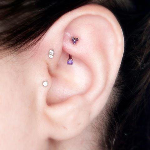 Tragus Piercing: Facts, Precautions, Aftercare, Pictures