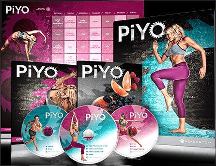 Review – Chalene Johnson's PiYo DVD series from Beachbody