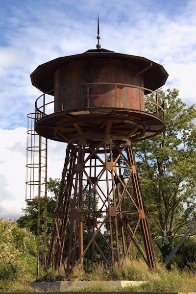 Watertoren Utrecht (Spoorwegmuseum)