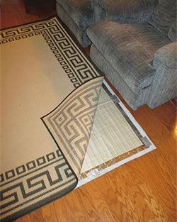 Only heating approved for under rugs. Radiant heat at your feet. 5 sizes to fit your needs.