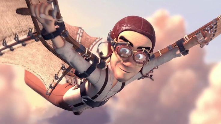 """CGI Animated Short Film HD: """"Le Constructeur de Malheur Short"""" by Kristi..."""