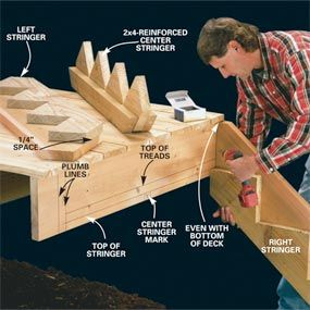 Best 142 Best Images About Diy Decks Patios On Pinterest 400 x 300
