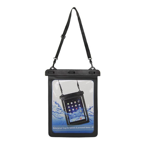 PVC Touch Screen Portable Case Waterproof Bag For iPad Air 2 Mini 7-11 Inch Tabl…
