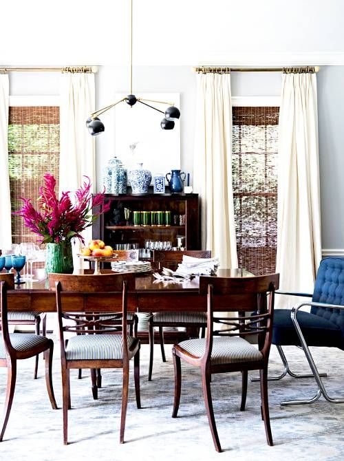 6 interior d cor trends everyone will be talking about in - Dining room trends 2019 ...