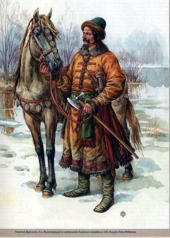 Rus Viking.