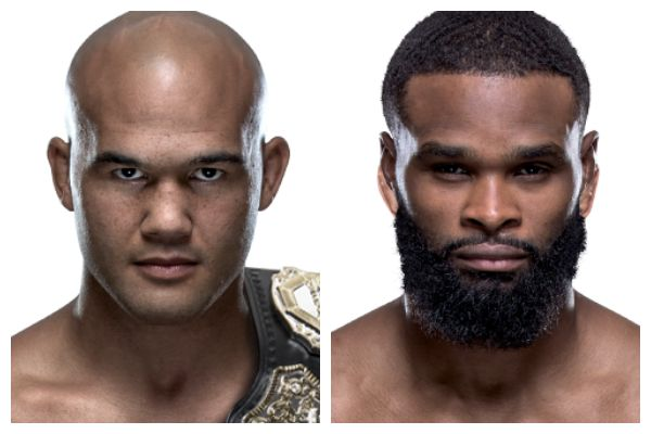 Robbie Lawler vs Tyron Woodley Fight Breakdown and Prediction