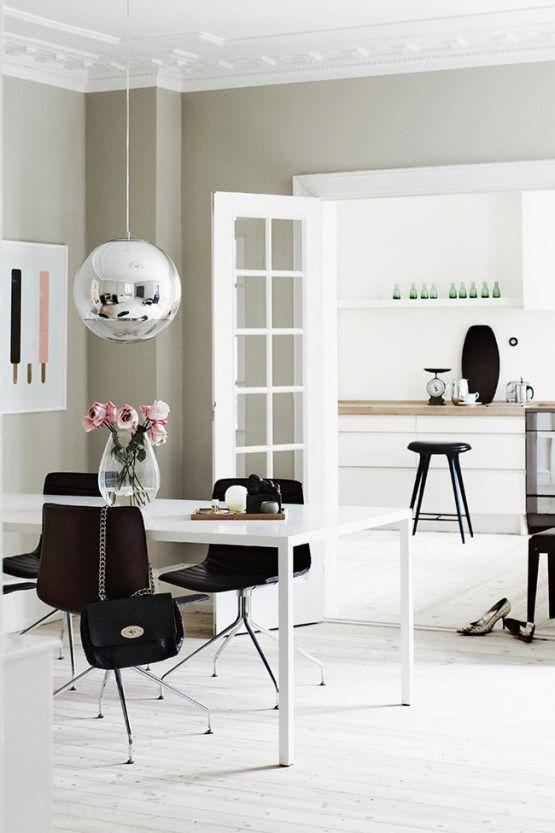 Die besten 25+ Bauhaus wandfarbe Ideen auf Pinterest Bauhaus - wandfarbe braun kche