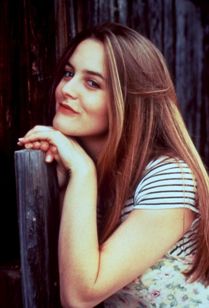 BABYSITTER, THE, Alicia Silverstone, 1995 she comes and goes through Hollywood on her terms- she can take it or leave it- this is why we love her.