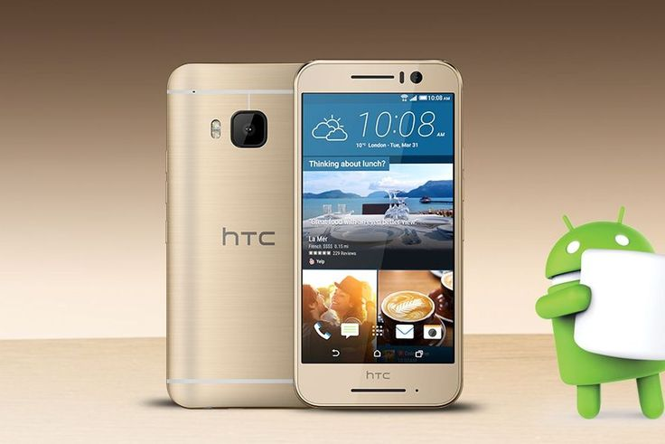 The folks over #HTC still have a few aces in their sleeve. Today, the #OneS9 was announced!  Yay or nay?