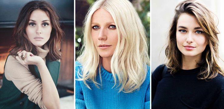 Long bob: idee tagli capelli di media lunghezza : Album photo - alfemminile