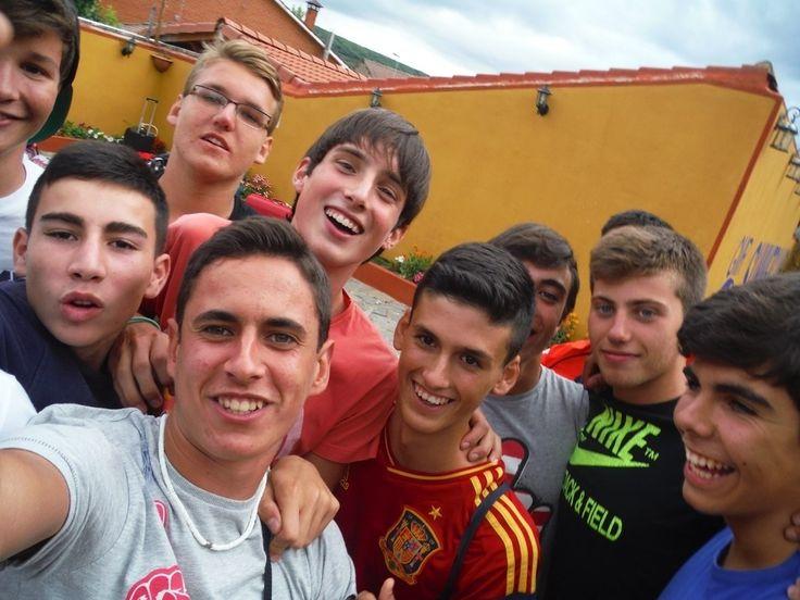 Concurso de selfies en nuestro camp ¿Quién hace click? | GMR summercamps