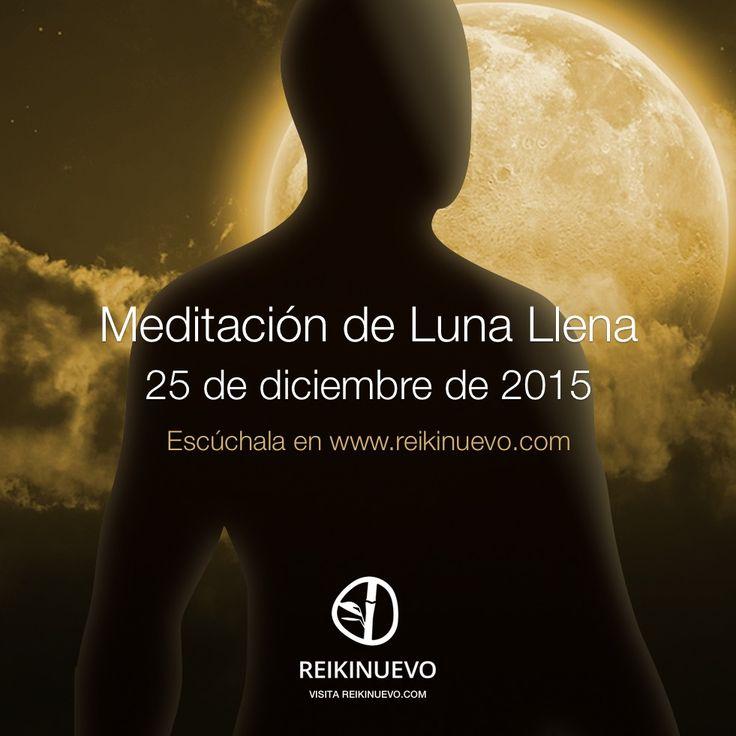 Medita con la Luna Llena de este mes http://reikinuevo.com/medita-luna-llena-este-mes/