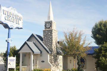 Get Married At The Graceland Wedding Chapel In Las Vegas