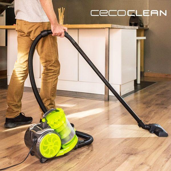 42,00€ · Aspirador Ciclónico sin Bolsa Cecoclean 5030 · ¡El aspirador ciclónico sin bolsa Cecoclean 5030 te ayudará a conseguir una limpieza eficaz con la mayor comodidad!  Aspirador multiciclónico sin bolsa Eficiencia energética: clase B Rendimiento de limpieza en suelos duros: clase B Rendimiento de limpieza en alfombras y tapices: clase F Reemisión de polvo: clase D · Hogar y jardín > Electrodomésticos > Pequeño electrodoméstico > Electrodomésticos de aspiración y limpieza > Aspiradoras
