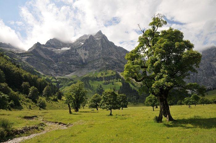 Ahornboden, Karwendel