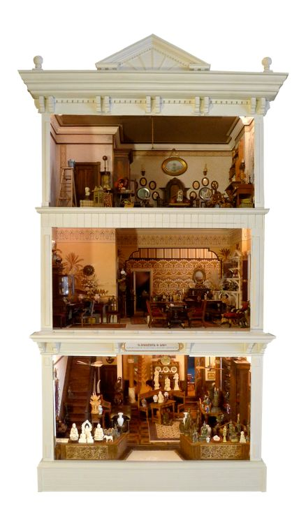 Roberts & Son inside view (2nd of two pins)