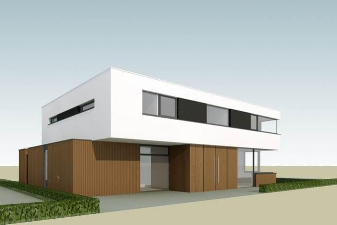 25 beste idee n over stucwerk huizen op pinterest openslaande deuren mediterraanse huizen en for Moderne stijl gevel