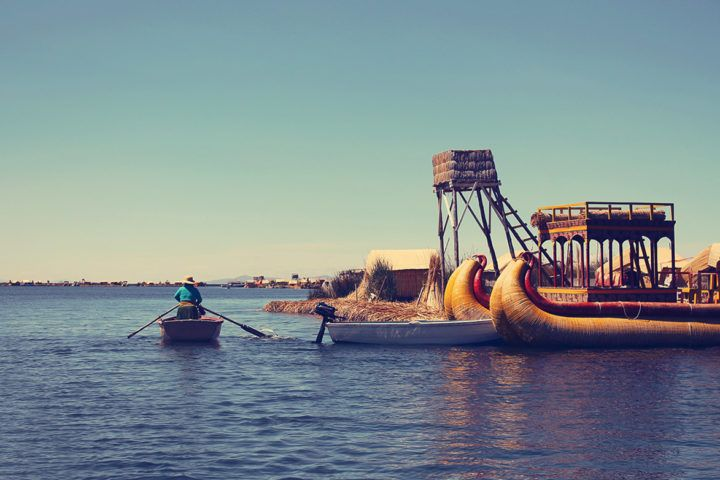 The Floating Islands of Uros | The Green Lion – Meaningful Experience Travel
