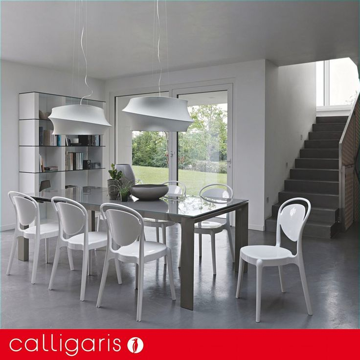 16 best Calligaris images on Pinterest | Dining rooms, Dining room ...