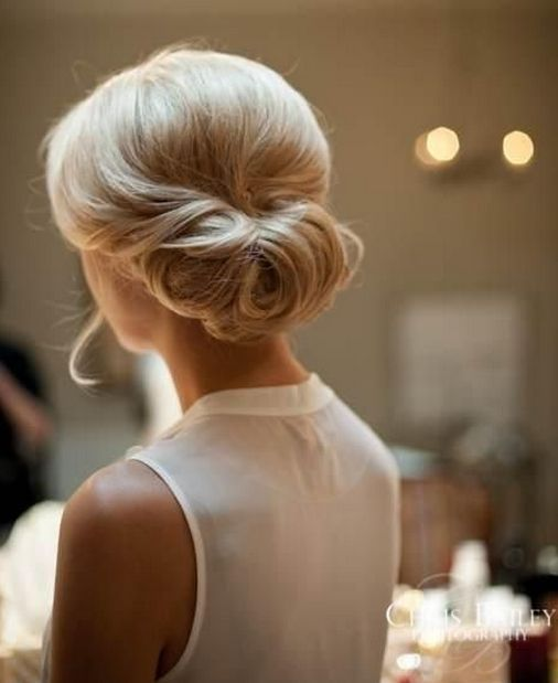 Bridesmaid hair.  U guys think I'd have enough hair for this in a year? Lol