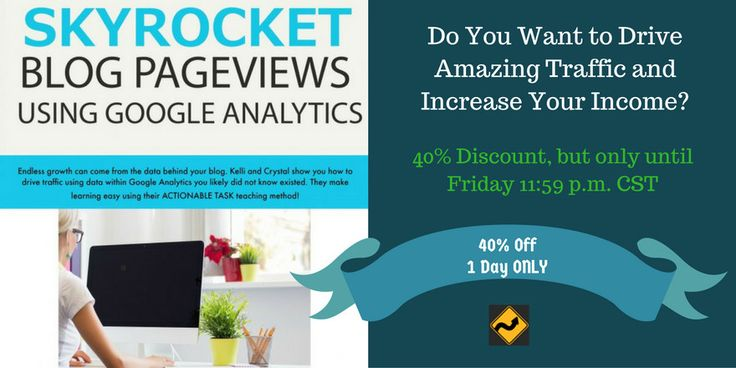 I personally know the people who wrote this course and have seen their analytics numbers. This is the real deal because they have DONE what they teach. Their blogs have multiple 5-figure traffic + $$.