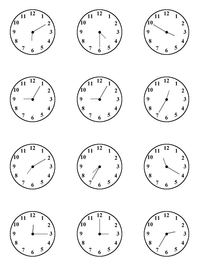 1000+ images about learn time on Pinterest | Coloring, To tell and ...