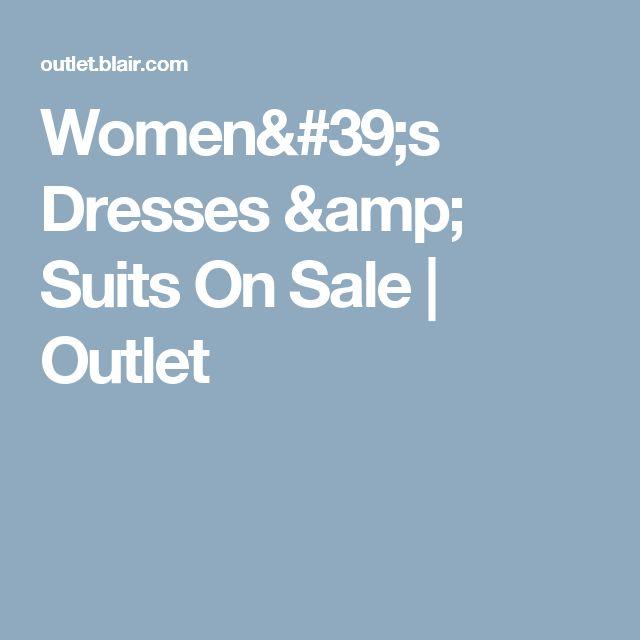 Women's Dresses & Suits On Sale | Outlet